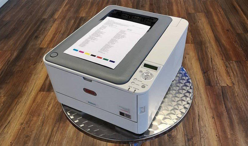 OKI ES5431dn LED Color Laser Drucker