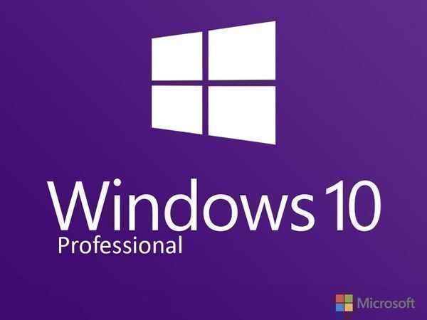 Windows 10 Professional Lizenz (3PC)