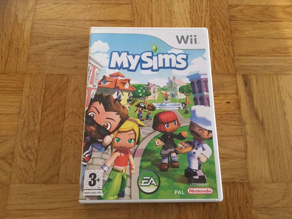 My Sims Wii