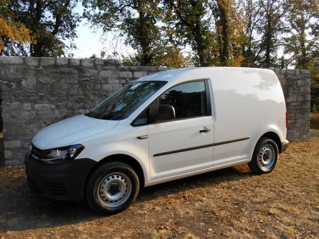 VW Caddy 2.0TDI BlueMotion Technology