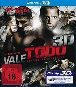 Vale Todo Blu Ray 3D