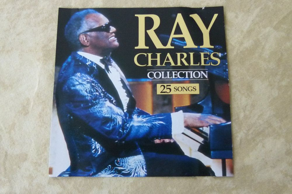 CD - Ray Charles - Collection