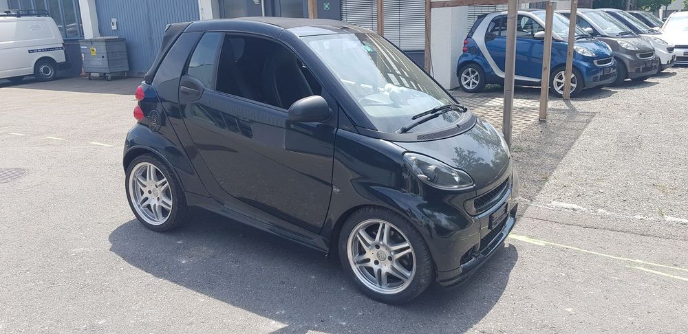 SMART fortwo Brabus Xclusive softouch