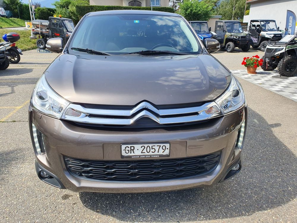 CITROEN C4 Aircross 1.8 HDi Exclusive 4WD