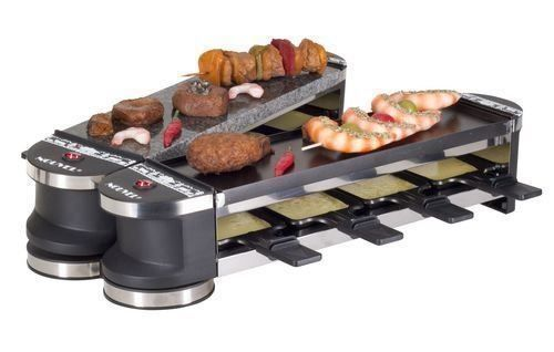 Raclette-Grill Docking 8 8 Personen