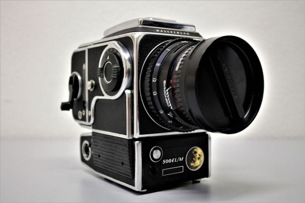 Hasselblad 500 EL/M 10 Years on the Moon 1