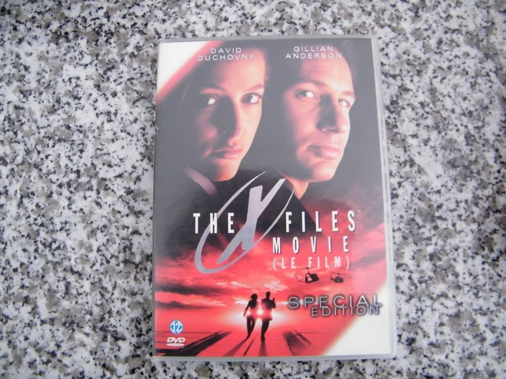 The x-files spécial édition - le film