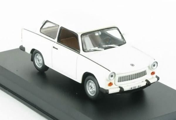 Trabant 601 Limousine 1980 weiss