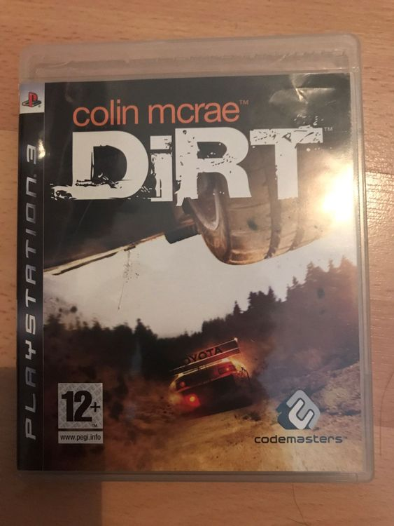 Collin MCrae Dirt - PS3