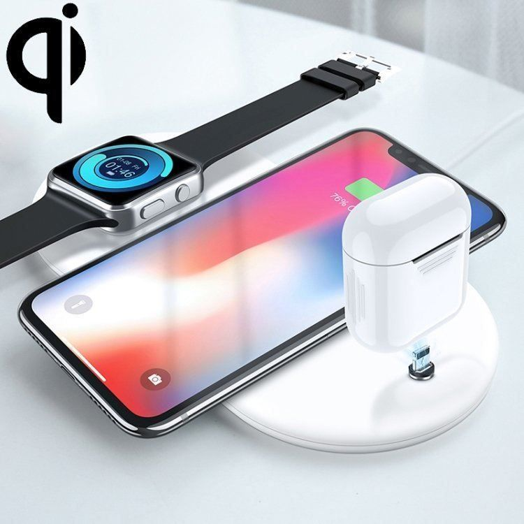 Qi Standard Quick Wireless Charger 10W