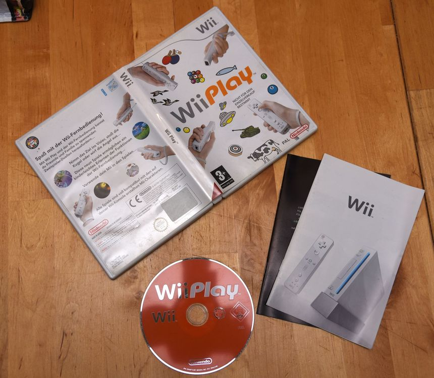 Wii Play (OVP)