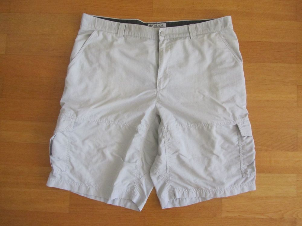 Columbia, Shorts, Men, hellgrau, Gr. L