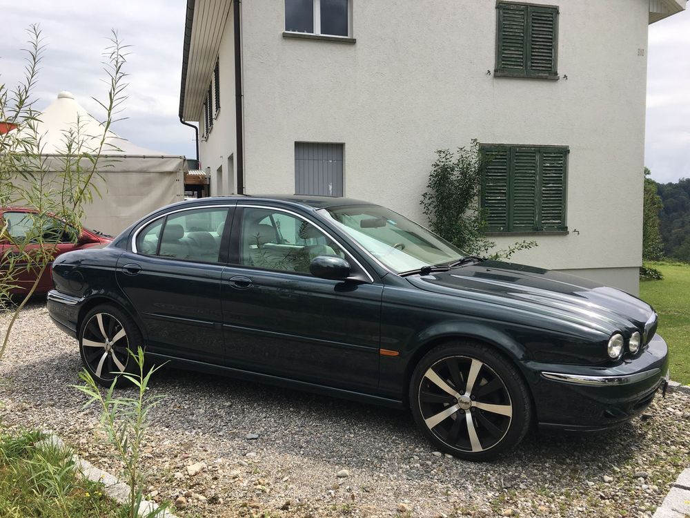 JAGUAR X-Type 3.0 V6 Traction4 Executive