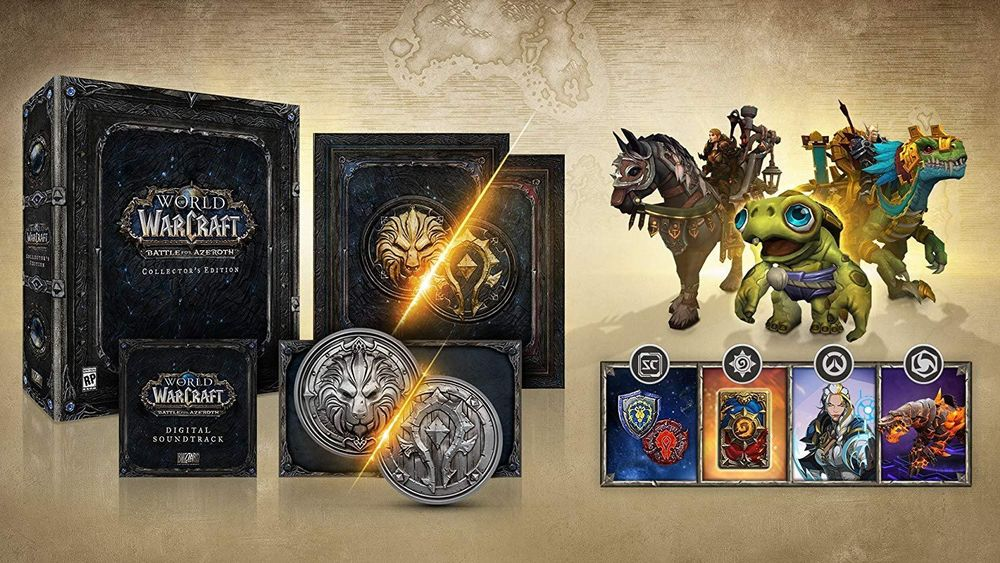 World of Warcraft: Battle for Azeroth CE