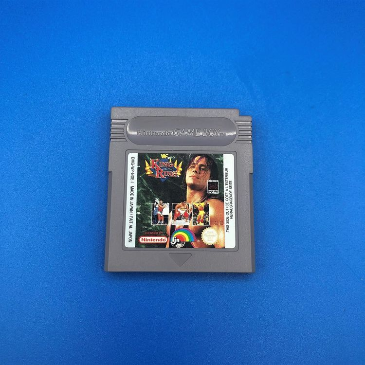 WWF King of the Ring -GB-