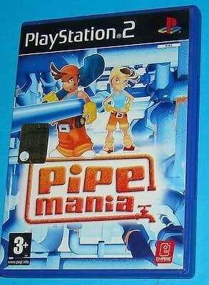 Pipe Mania PS 2
