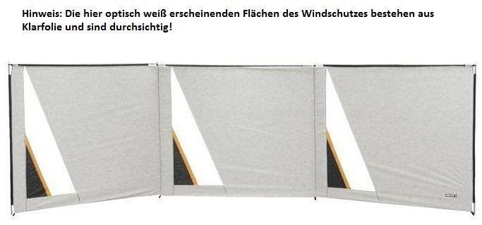 Windschutz Shirocco 5 x 1,4 m High Peak