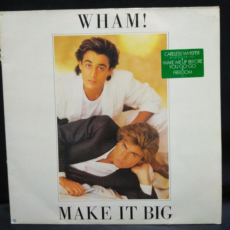 Wham! – Make It Big