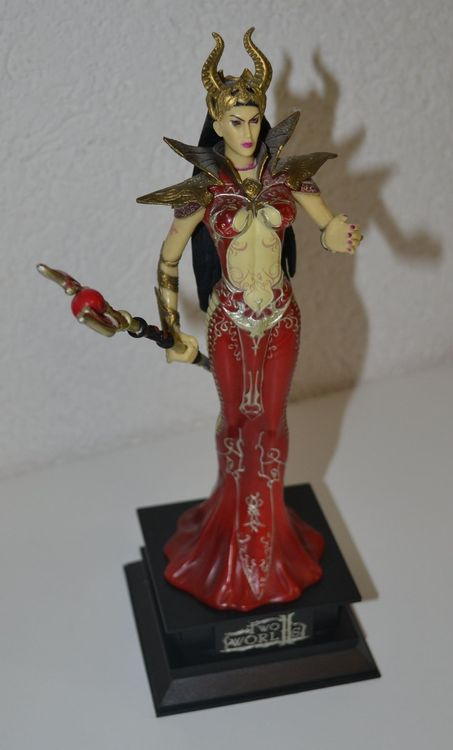 Figur Hexe aus Two Worlds