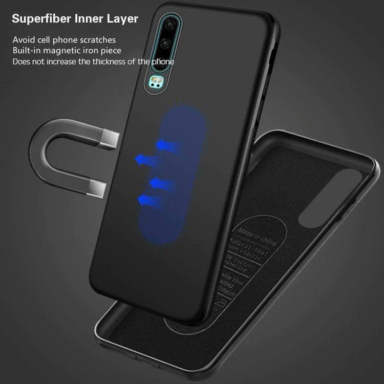 Huawei P20 Magnetische Hülle Cover Etui