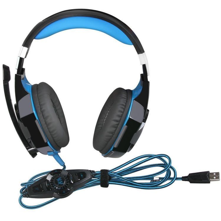 Surround-Sound Gaming Headset Kopfhörer