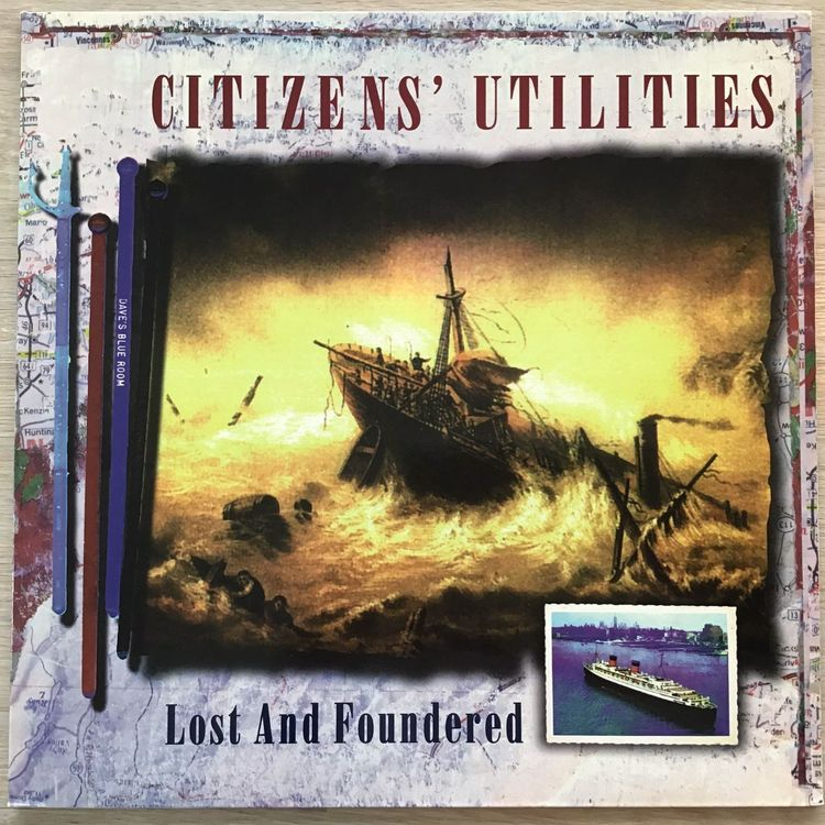 Citizens' Utilities - Lost and Foundered