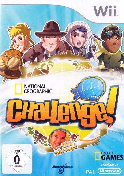 National Geographic Challenge OVP