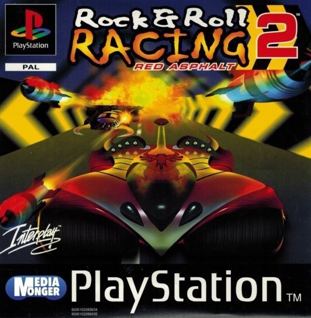Rock 'n Roll Racing II: Red Asphalt OVP