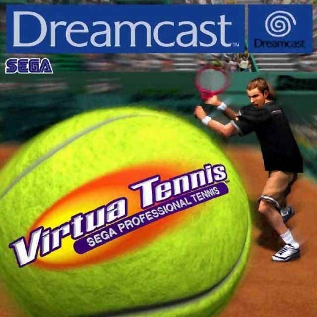Virtua Tennis OVP