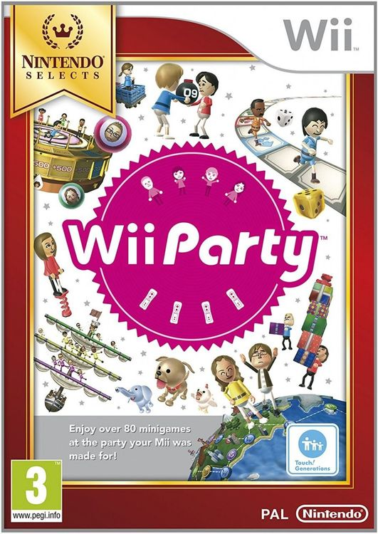 Wii Party OVP