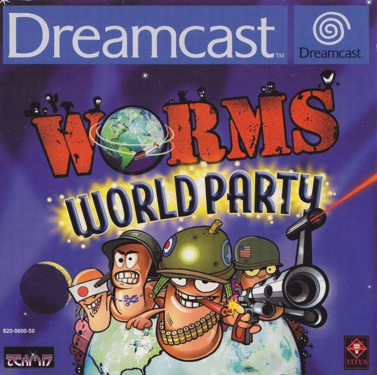 Worms World Party OVP