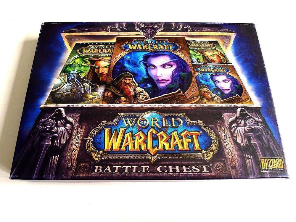World of Warcraft Set