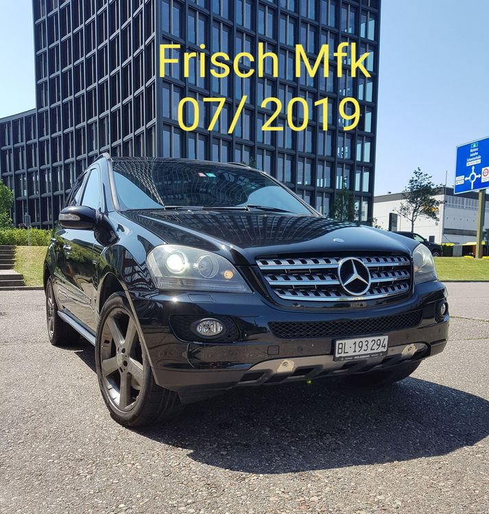 MERCEDES-BENZ ML 420 CDI 4Matic Edition 7G-Tronic