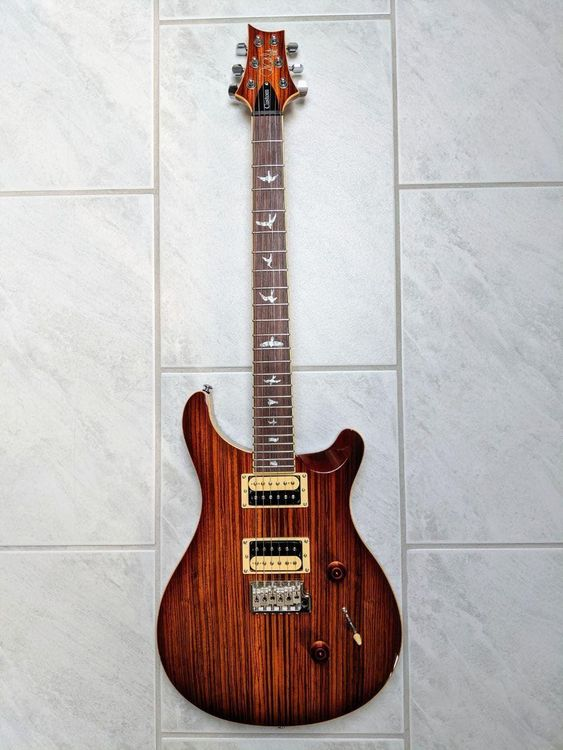 PRS SE Custom 24 Exotic Top