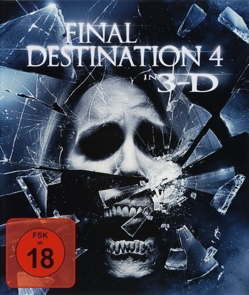 Final Destination 4 (3D-Bray-Steelbook)