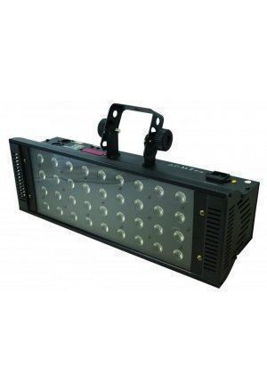LED UV Panel 36 x 3 Watt dimmbar