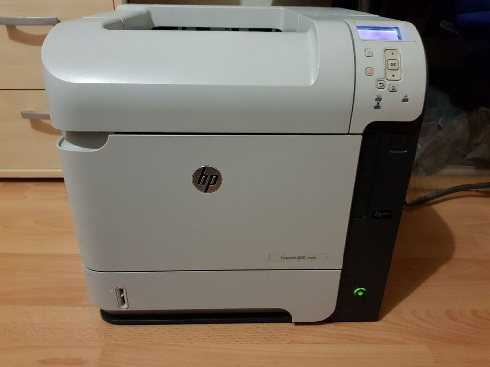 Drucker HP LaserJet Enterprise 600 M601