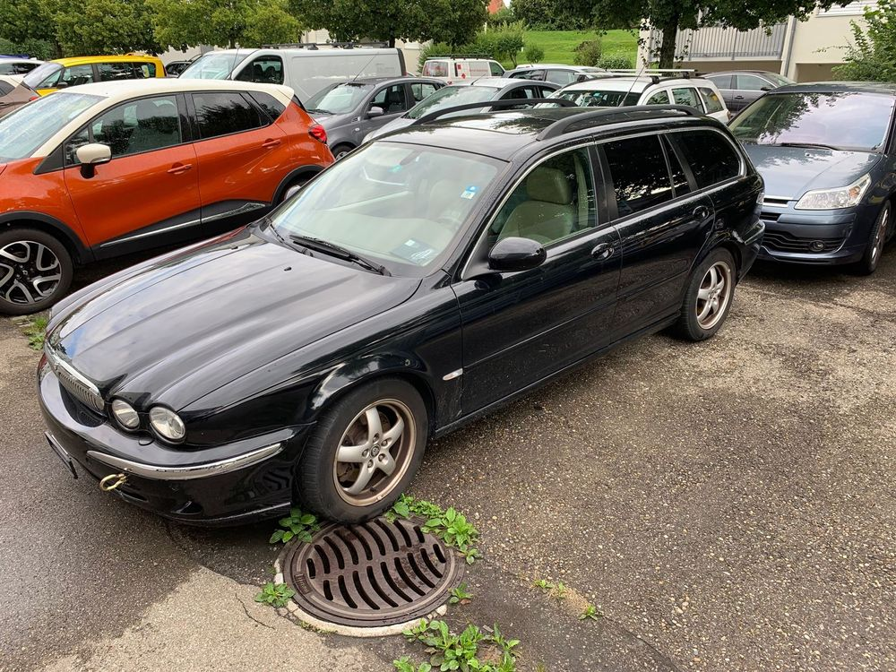 JAGUAR X-Type Estate 3.0 V6 Traction4 Executive