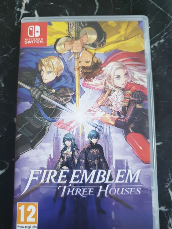 Fire emblem three house(nintendo switch)