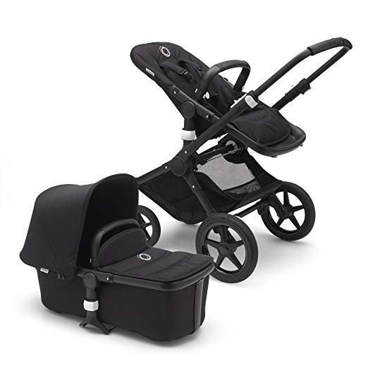 Bugaboo Cameleon 3 All Black NP 1400 CHF