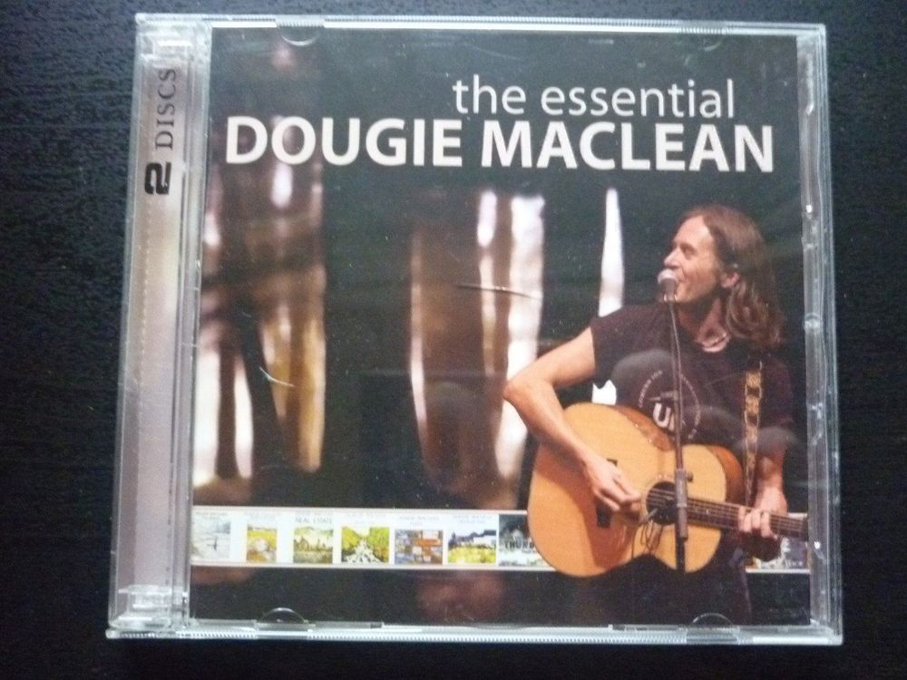 CD: Dougie MacLean -The Essential (2007)