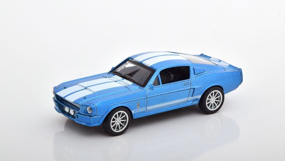 Ford Shelby Mustang GT500 1967 hellblau