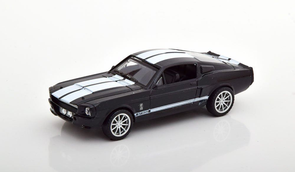Ford Shelby Mustang GT500 1967 schwarz /