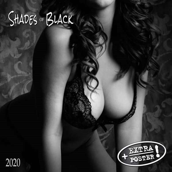 Shades of Black 2020 Artwork Extra