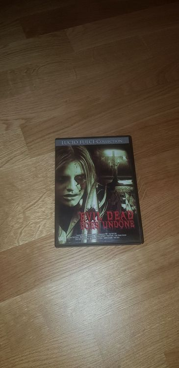 Evil Dead Does Undone