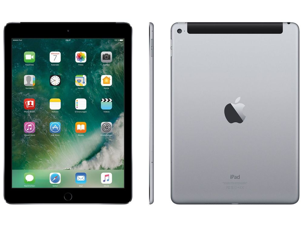 Apple iPad Air 2 WiFi+Cell 128GB | Space