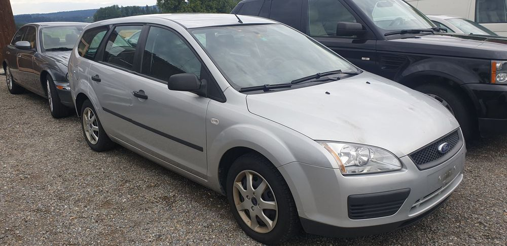 FORD Focus 1.6 TDCi Carving