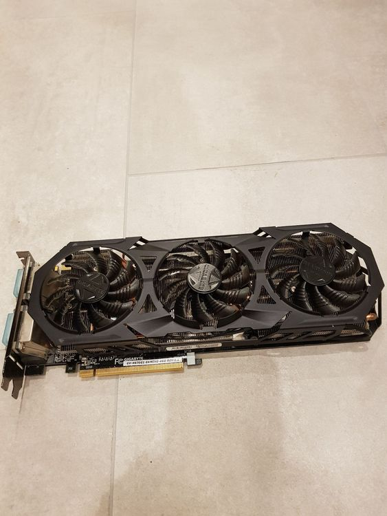 Gigabyte gtx 970 Windforce