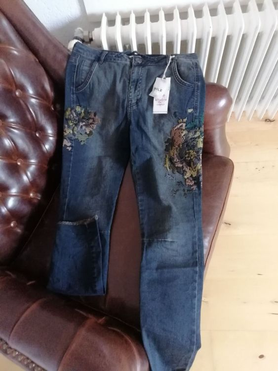 Nile Herbst Jeans