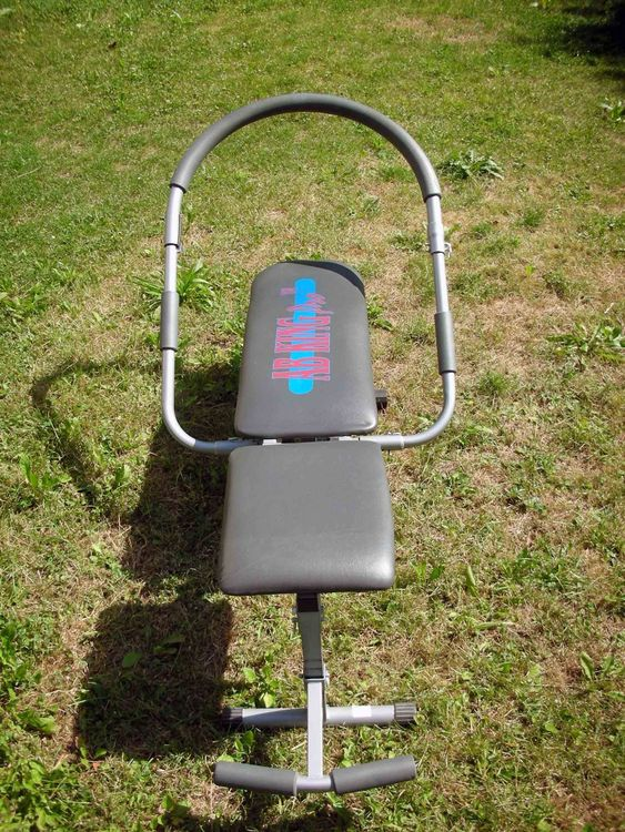 AB KING Pro / Bauchmuskeltrainer